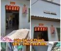 Bán nhà mới 3m x 11m, 1 lửng, Nguyễn Văn Luông, Phường 12 ,Quận 6