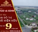 Nhận ký gửi đất nền dự án HUD - XDHN
