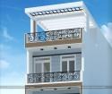 Cho thuê nhà nguyên căn phố Phan Kế Bính,Ba Đình,Hà Nội.dt 80m x 4 ,giá 85tr/tháng