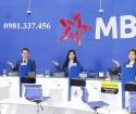 MB Bank Cần thuê 12 địa điểm tại Hà Nội làm ngân hàng Quân Đội 0981337456 Lộc dolar