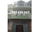 Cho thuê nhà đường Bình Thành, Bình Tân, 8,5tr, 0987474367