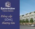 Căn hoa hậu view quảng trường hướng đông nam tại Eurowindow Gia Lâm