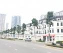 cần bán căn shophouse embassy garden kđt tây hồ tây 124m2