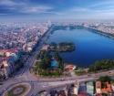 Bán đất mặt phố Hai Bà Trưng, ph Quang Trung, TP HD, 83.1m2, mt 6.45m, KD sầm uất, giá cực tốt