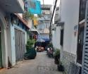 Cần Bán Nhà Đường Nguyễn Văn Đậu ,P.6. Q.Bình Thạnh.Đường Ô Tô Rộng Sạch Sẽ, Rất Thoáng. DT: 36m2,