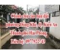 Chính chủ cần bán đất ở Triệu Thượng, triệu Phong, Quảng Trị