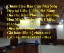 Chính Chủ Bán Căn Nhà Siêu Đẹp tại Liên Chiểu, Đà Nẵng