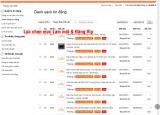 Cách làm mới tin đăng trên trang nhadat24h.com