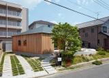 Kiến trúc độc đáo ngôi nhà gỗ nhỏ tại Hiroshima