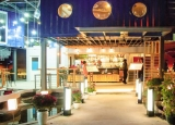 Thiết kế quán cà phê độc đáo từ container tái chế