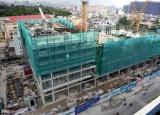 """Dự án bất động sản chen chúc """"bám"""" sân bay Tân Sơn Nhất"""