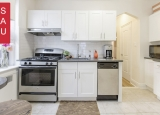 Tư vấn cải tạo phòng bếp nhỏ trở nên rộng thoáng tràn ngập ánh sáng