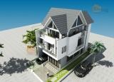 Tư vấn thiết kế nhà phố 3 tầng hiện đại