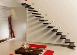 Cầu thang nhẹ - giải pháp cho nhà phố chật hẹp