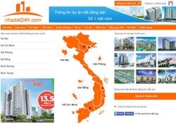 Hướng dẫn đăng tin mua bán bất động sản trên website nhadat24h.com