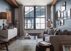 5 giải pháp cho phòng khách chật trở nên rộng hơn