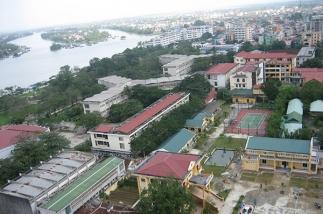 Giá đất tại các huyện tỉnh Thừa Thiên Huế năm 2014