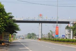 Giá đất huyệnPhúc Thọ năm 2011