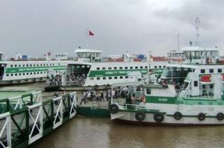 Tp.HCM nâng cấp, mở rộng dự án bến phà Bình Khánh