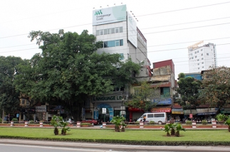 Giá đất Quận Ba Đình năm 2014