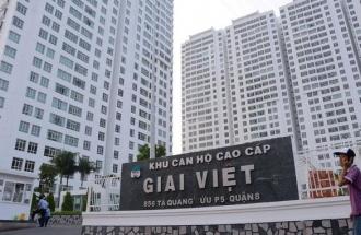 Khu căn hộ Chánh Hưng-Giai Việt