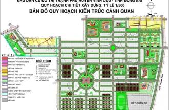 Khu dân cư Thạnh Phú
