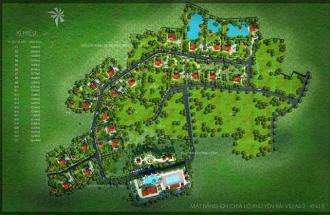 Biệt thự Yên Bài Villas 2