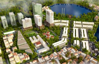 Khu chức năng đô thị Ao Sào