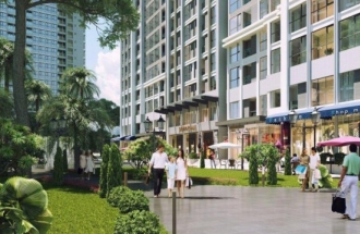 Shophouse Vinhomes Central Park