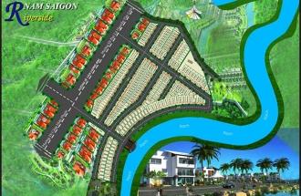 Khu Dân Cư Nam Sai Gòn Riverside