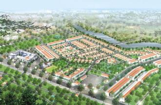Khu dân cư Phú Xuân