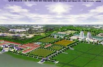 Khu đô thị mới Lý Thái Tổ