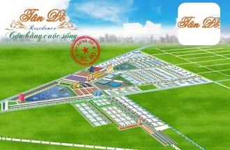 Khu dân cư Tân Đô