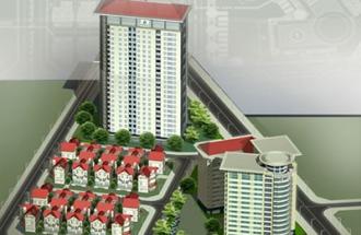 Tòa nhà Intracom1 - Trung Văn