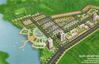Khu đô thị sinh thái Phúc Việt