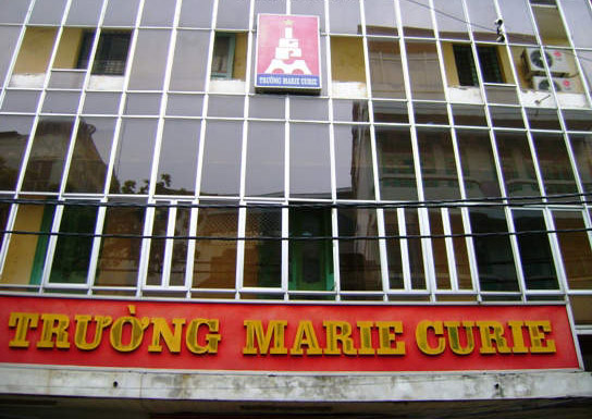 Trường THPT Marie Curie