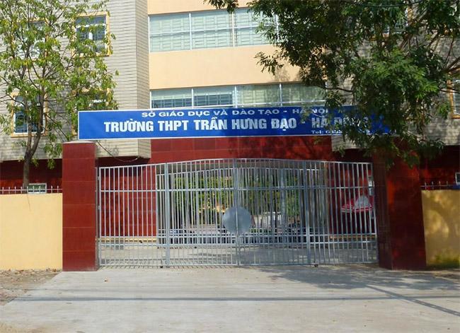 Trường THPT Trần Hưng Đạo Hà Đông